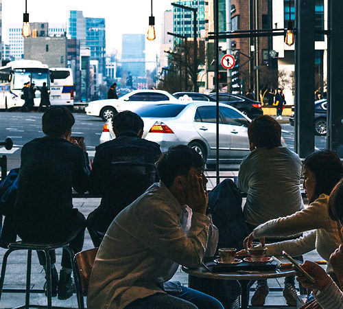 Heat-not-burn ökar i Sydkorea - rökningen minskar